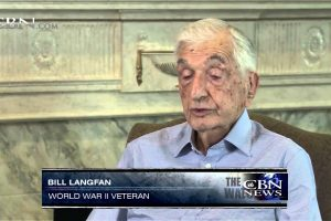 WWII Veteran Warns About Dangers of Appeasement